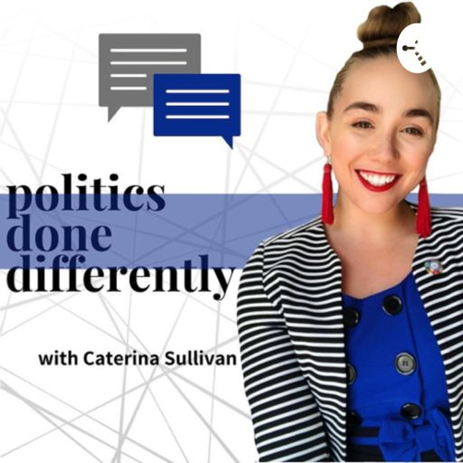 Cover art for podcast Politics Done Differently