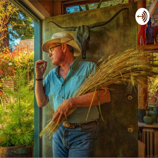 Cover art for podcast In The Garden of His Imagination, with David E. Perry