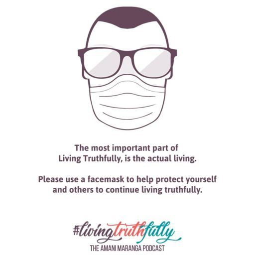 Cover art for podcast Living Truthfully