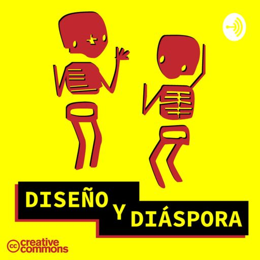 Cover art for podcast Diseño y Diáspora