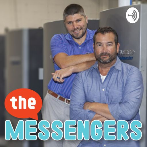 Cover art for podcast The Messengers