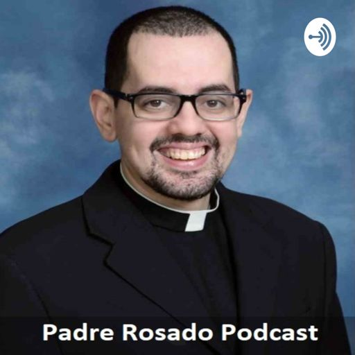Cover art for podcast Padre Rosado Podcast