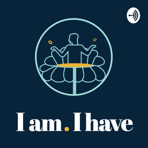 Cover art for podcast I am. I have