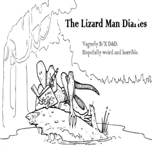 Cover art for podcast The Lizard Man Diaries Podcast