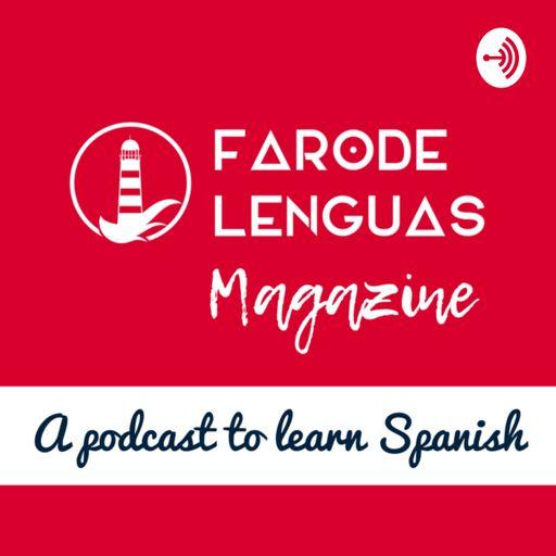 Cover art for podcast Faro de Lenguas Magazine