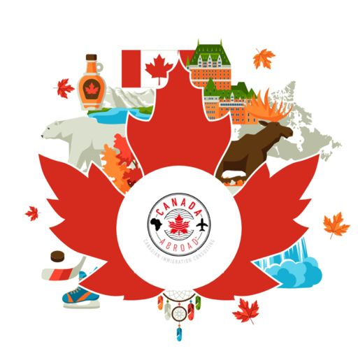 Cover art for podcast Canada Abroad's Canadian Immigration Podcast