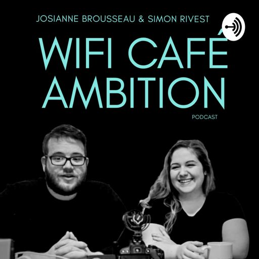 Cover art for podcast WiFi Café Ambition