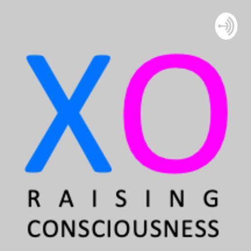 Cover art for podcast Exovation. Consciousness Rising.