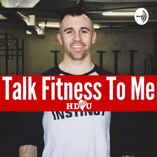 Cover art for podcast Talk Fitness To Me