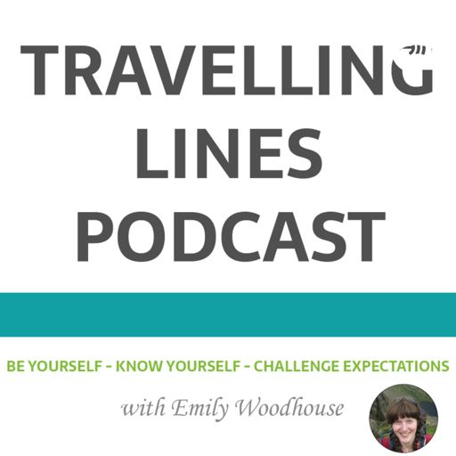 Cover art for podcast Travelling Lines Podcast
