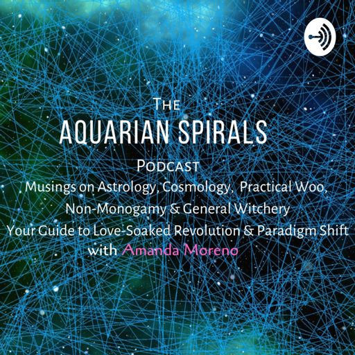 Cover art for podcast The Aquarian Spirals Podcast