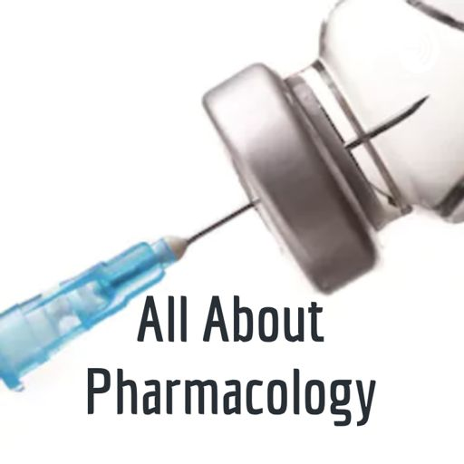 Cover art for podcast All About Pharmacology