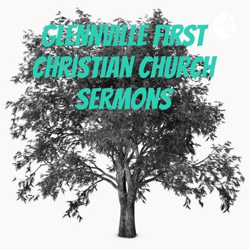Cover art for podcast Glennville First Christian Church Sermons