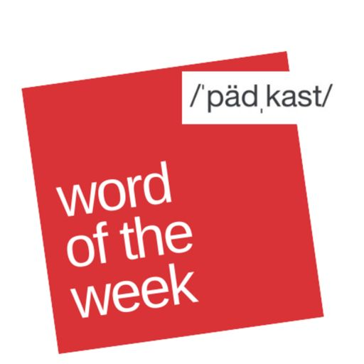 Cover art for podcast Word of the Week