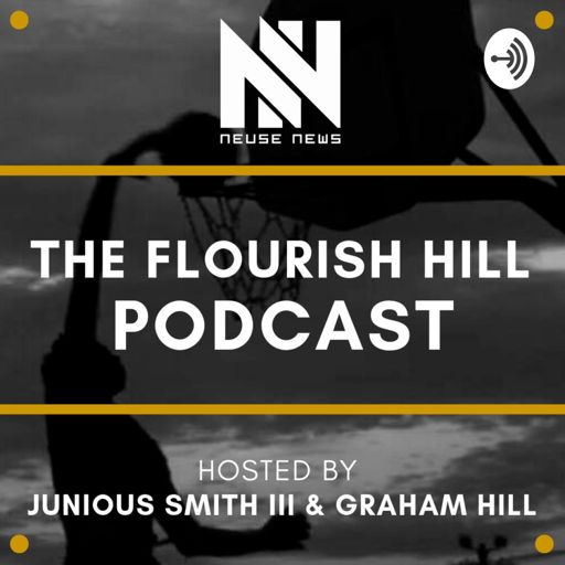 Cover art for podcast The Flourish Hill Podcast