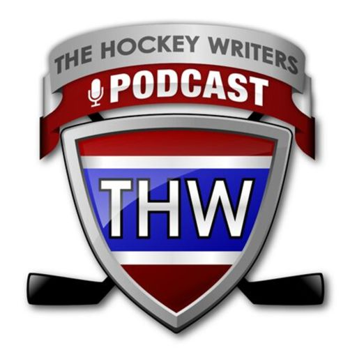Cover art for podcast The Hockey Writers Podcast