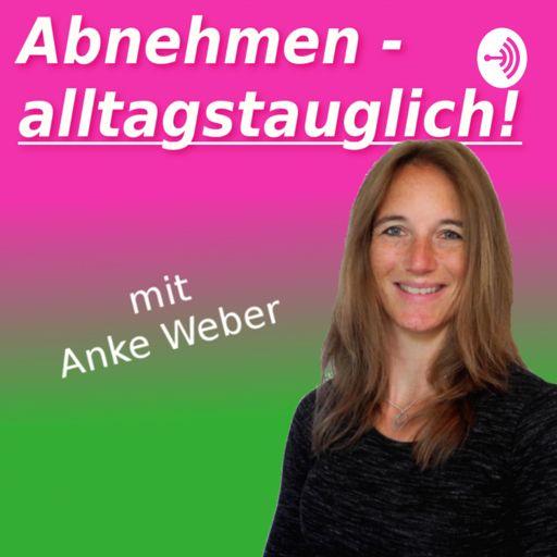 Cover art for podcast Abnehmen - alltagstauglich!