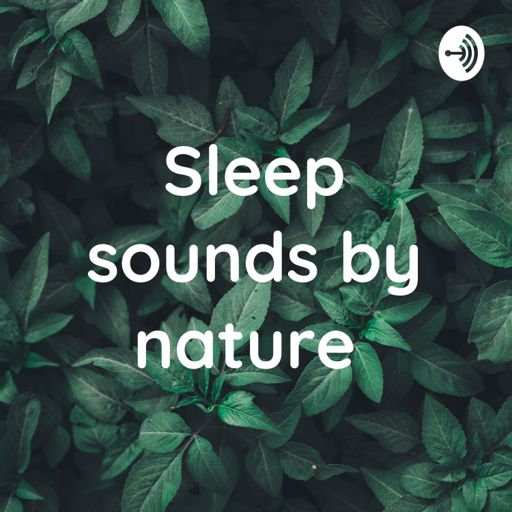 Cover art for podcast Sleep sounds by nature