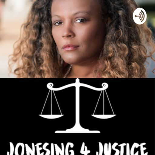Cover art for podcast Jonesing 4 Justice