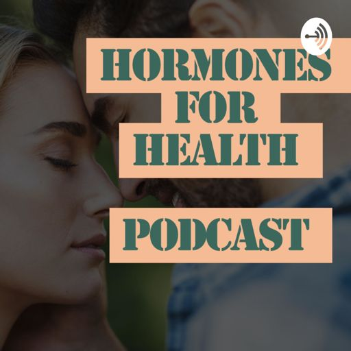 Cover art for podcast Hormones for Health Podcast