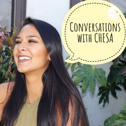 Cover art for podcast Conversations With Chesa