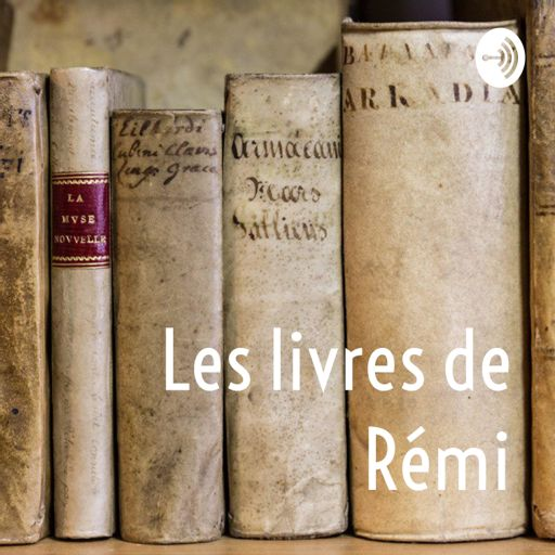 Cover art for podcast Les livres de Rémi