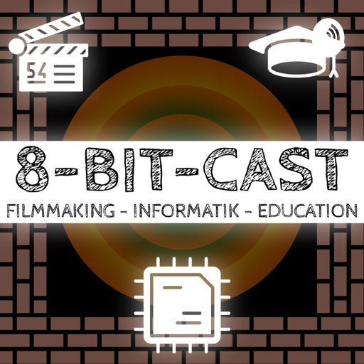 Cover art for podcast 8-BIT-CAST