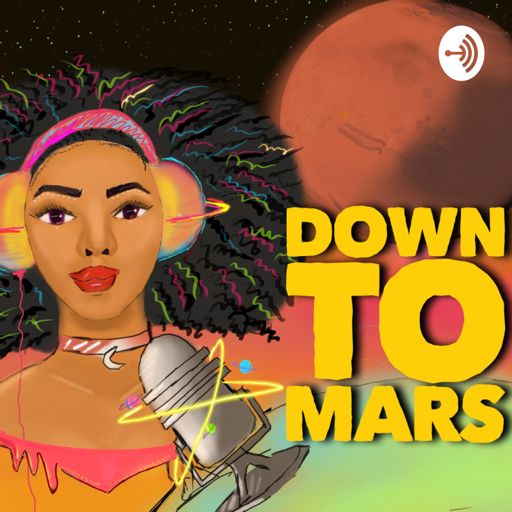 Cover art for podcast Down to Mars