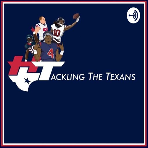 Cover art for podcast Tackling the Texans