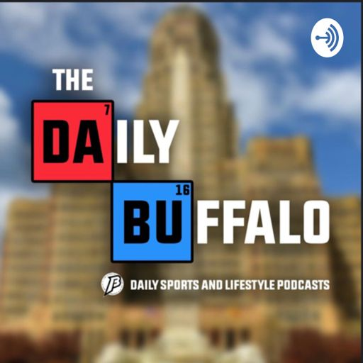 Cover art for podcast The Daily Buffalo: A Bills & Sabres Podcasting Network
