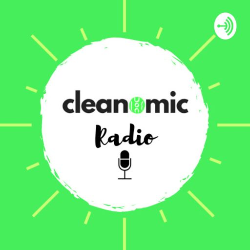 Cover art for podcast Cleanomic Radio