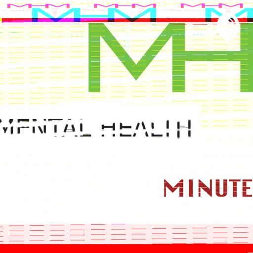 Cover art for podcast Mental Health Minute