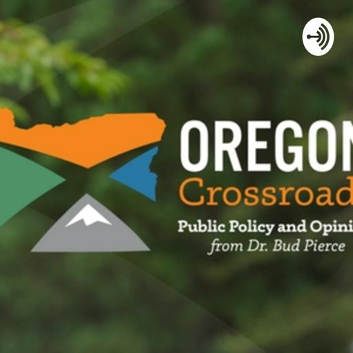 Cover art for podcast Oregon Crossroads