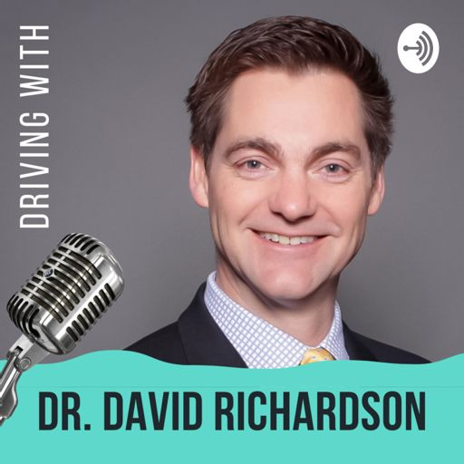 Cover art for podcast Driving With Dr. David Richardson