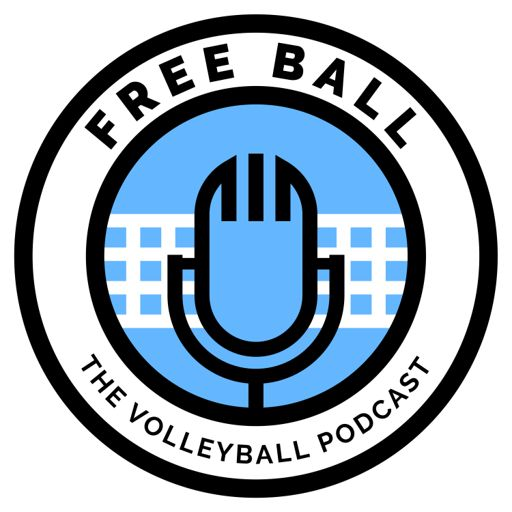 Cover art for podcast Freeball: The Volleyball Podcast