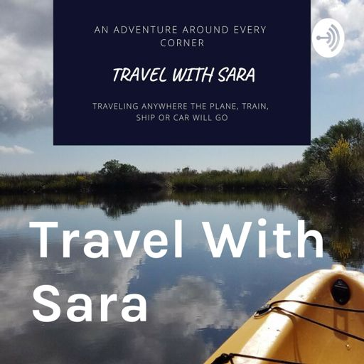 Cover art for podcast Travel With Sara