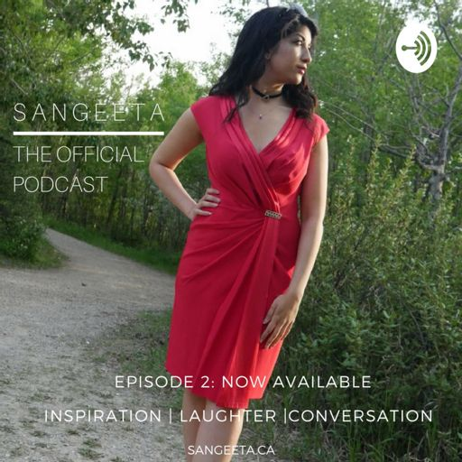 Cover art for podcast Sangeeta: The Official Podcast