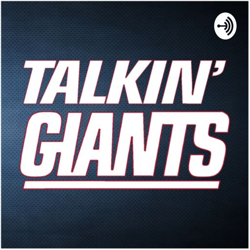 Cover art for podcast Talkin' Giants (Giants Podcast)