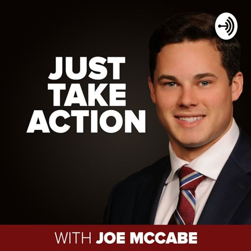 Cover art for podcast Just Take Action with Joe McCabe