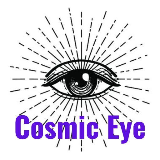 Cover art for podcast Cosmic Eye