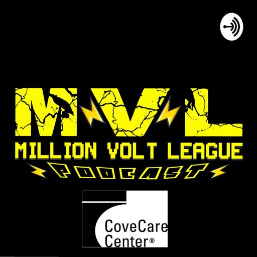 Cover art for podcast CoveCare Center Presents: Million Volt League Youth Podcast