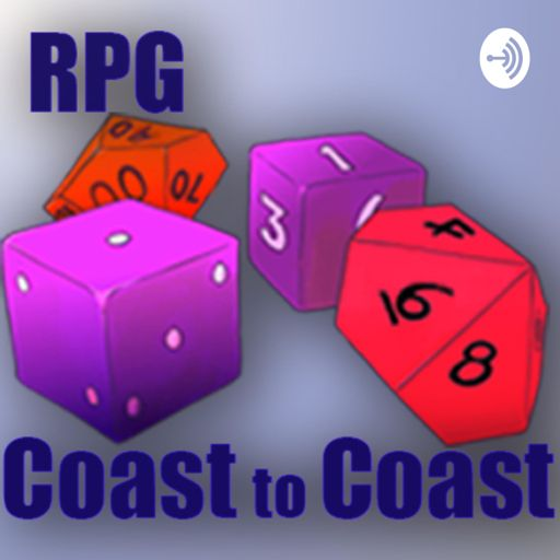 Cover art for podcast RPG Coast to Coast