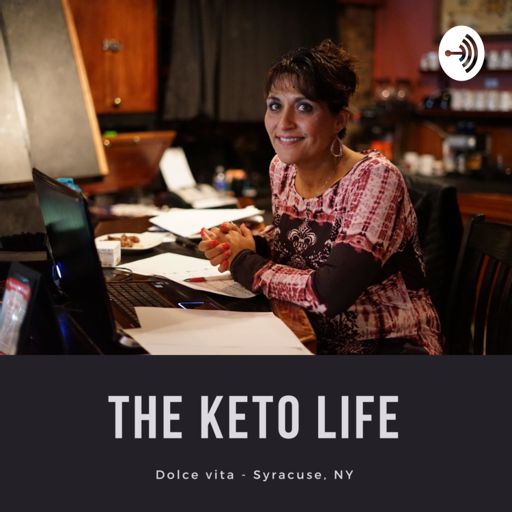 Cover art for podcast The Keto Life with Dolce Vita