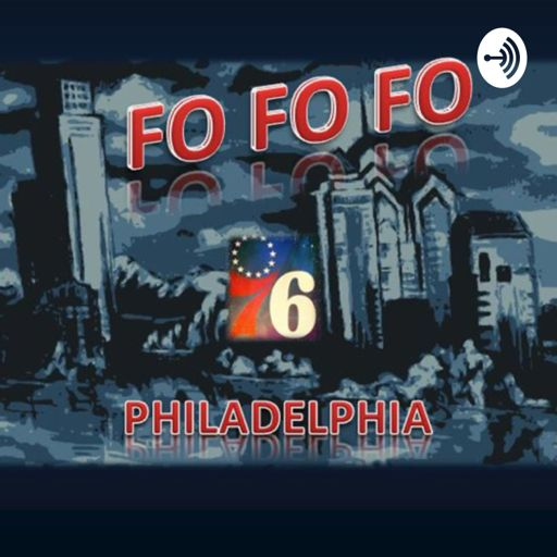 Cover art for podcast FO FO FO: 76ers Podcast