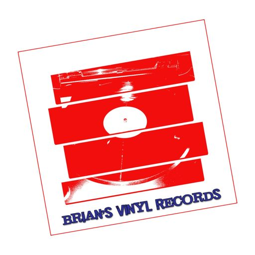 Cover art for podcast Brian's Vinyl Records
