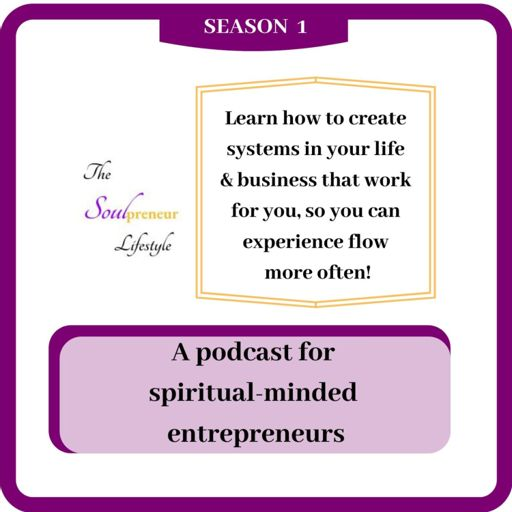 Cover art for podcast The Soulpreneur Lifestyle podcast