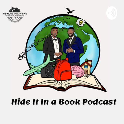 Cover art for podcast Hide it in a Book