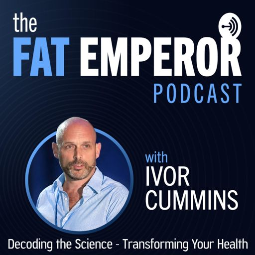 Cover art for podcast The Fat Emperor Podcast