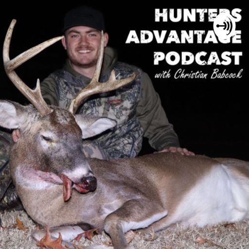 Cover art for podcast Hunters Advantage Podcast