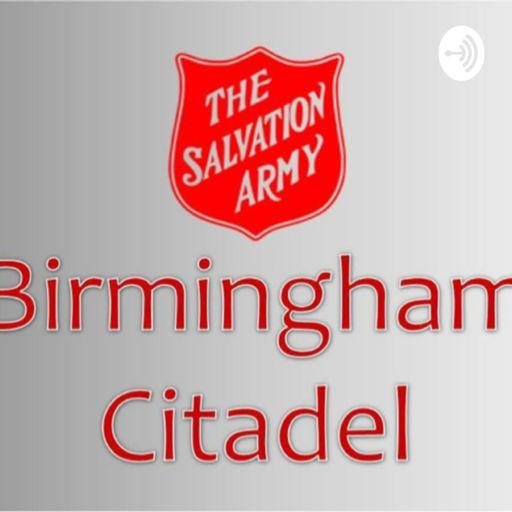 Cover art for podcast Birmingham Citadel Salvation Army